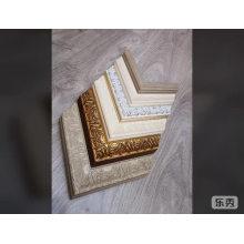 Декоративный материал PS рамка литьевая с рисунком