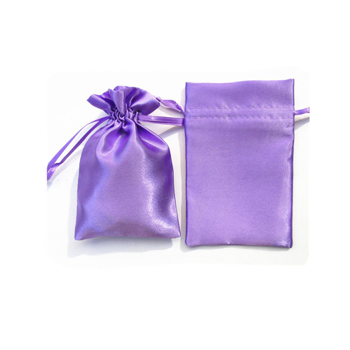 delicacy satin silk bag pouch for bracelet