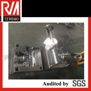 La inyección del PVC montaje de molde base plegable