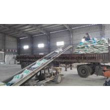 Manufacture of DCP Animal Feed