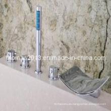 Grifo de bañera para cascada de 5 piezas