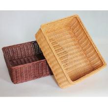 (BC-R1003) Manual Craft Natural Rattan Cesta