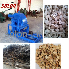 Tree Branch Timber/ Wood Crusher Pulverizer Machine