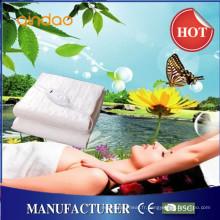 Réchauffeur de lit électrique King / Queen Ultrasonic Welding avec Ce GS Certificate