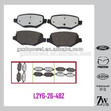 Mazda CX7 CX9 AKB Rear Brake Pad Set Genuine Auto Brake Pad L2Y6-26-48Z
