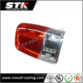 Plastic Injection Mould Product, Car Lampshade / Lamp Cover for Automotive Performance