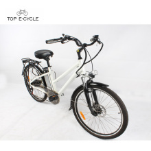 "New green 26""kenda tire electric city bike bicycle CE/EN15194 approved"