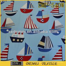 tapicería baratos de fabricantes de tela de algodón 100
