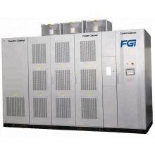 Controlador de velocidad de alto voltaje 6kV