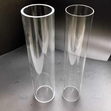 Ống acrylic PMMA trong suốt
