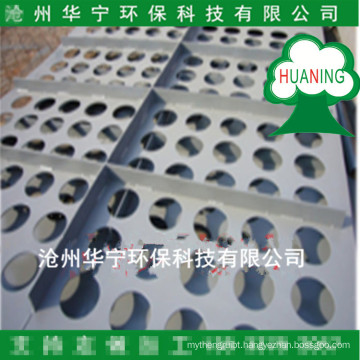 2017 hot sale perforated plate for dust collector