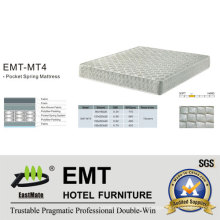 Star Hotel Bedroom Bed Mattress (EMT-MT4)
