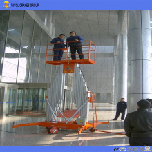 Double Mast Aluminum Aerial Work Platforms