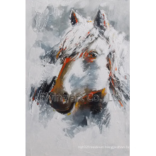 Reproduction Craft Oil Painting Wall Art for Horse