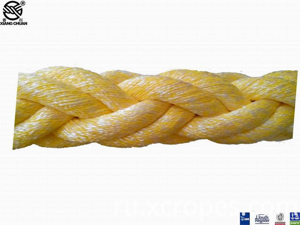 PP&Polyester Mixed Rope