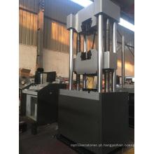 Máquina de teste universal hidráulica servo de 4 colunas