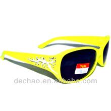 diseñador barato 2014 niños gafas de sol por mayor de yiwu proveedor