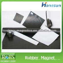 feuille de caoutchouc magnétique souple 610 * 250 * 0. 4 mm