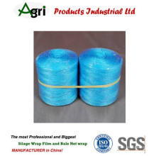 Wrapping hay baler twine for agriculture