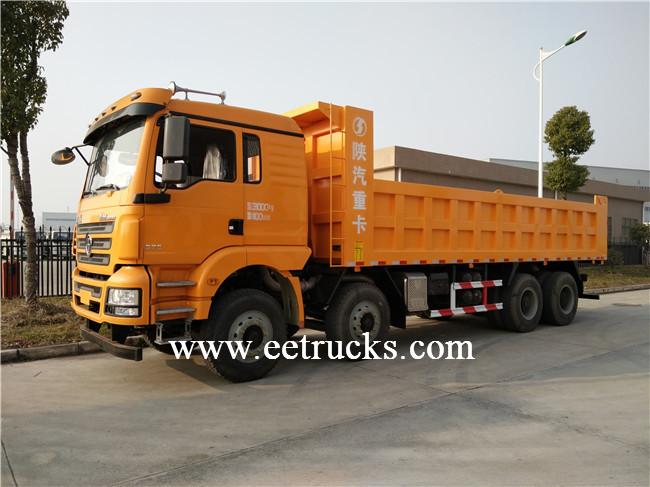 SHACMAN Diesel Tipper Trucks