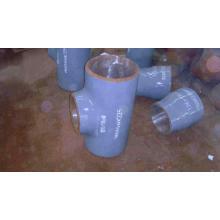 Tubo de aço de liga Wp11 Wp12 Wp22 que reduz o T