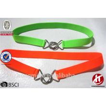 Elastic webbing belt cool children belts