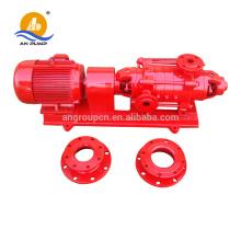Double impeller pump