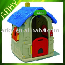 Kid Plastic Toy House
