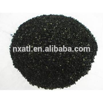 Carvão activado em casco de coco para purificação de água e ar (GAC)