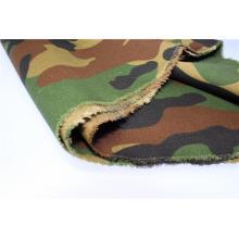 TC camouflage print fabric