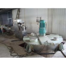 Équipement de machine de mélangeur de cône de double vis pour le dessiccateur