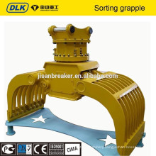 Demolition grapple and Sorting Grapples for 18-24 ton excavator