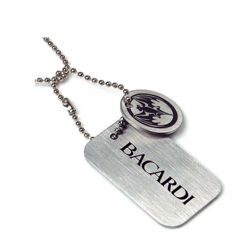 Factory Price for Custom Dog Tags Promotional Cheap Wholesale Custom Metal Dog Tag supply to India Manufacturers