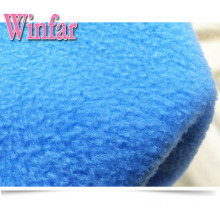 Super Soft Recycled 100% Polyester Fleece Knitted Fabric