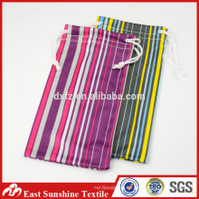 Microfibre Kunden Logo Eyewear Tasche mit doppeltem Drawstring, Digital gedruckt Microfiber Gläser Beutel Tasche