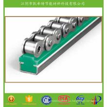 Guías de cadena DuPont PA66 GF para cadenas de rodillos