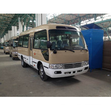 China 19-22 Seats Mini Bus with Euro2 or Euro3 Engine