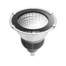 Highlight 100w bridgelux chip 0.90-0.95 llevó la luz de la bahía de luz de alta para lugares al aire libre