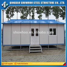 Low Cost Steel Structure Ready Made House Design
