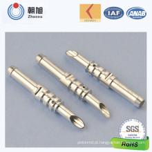 Pinhão de rosca de precisão CNC