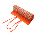 Orange Comfortable Useful Outdoor Event Picnic Mat