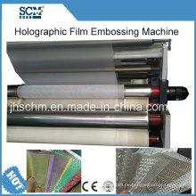 3D Kaltlaminierfolie Prägemaschine