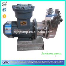 Stainless steel self priming centrifugal pump Centrifugal pump Wine pump