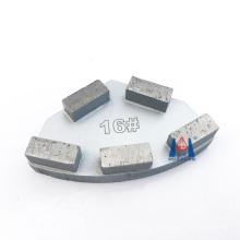 Diamond floor grinding segment cassani grinding shoe for stone concrete terrazzo