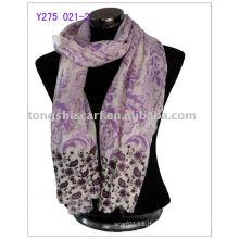 eleganter Schal aus Wolle