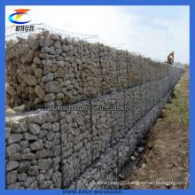 China Gabion Wall Construction (CT-Gabion)