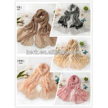 2015 Neueste schöne Frauen Bulk Preis meistverkauften Schal Schal und Schal Schal Schal, W3031