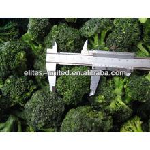 Brócolis picados congelados
