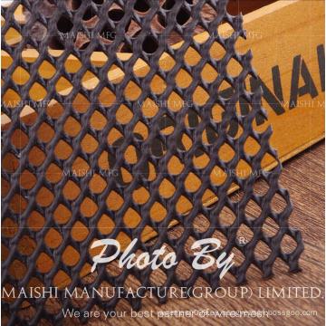 Malla de malla industrial de plástico diamante