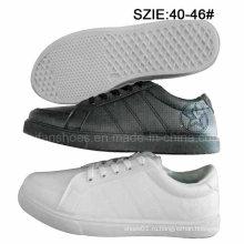 Последний низкая цена мужские инъекций скейт обувь спортивная обувь (MP16721-3)